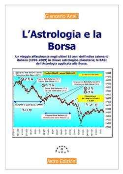 L'Astrologia e la Borsa (capitolo 1)