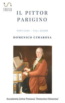 Il pittor parigino (partitura - Full Score) -2nd Edition