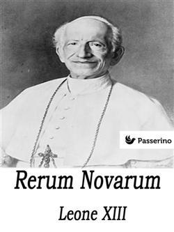 Rerum novarum. Ediz. italiana e latina