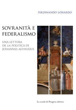 Sovranità e federalismo