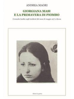Georgiana Masi e la primavera di piombo