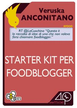 Starter Kit per Foodblogger