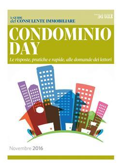 Condominio day. Le risposte, pratiche e rapide, alle domande dei lettori