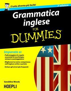 Grammatica inglese for dummies