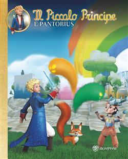 Il Piccolo Principe e Pantorius #14 - Illustrato