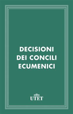 Decisioni dei concili ecumenici