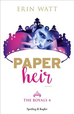 Paper heir. The royals