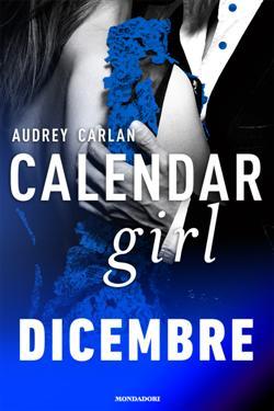 Dicembre. Calendar girl