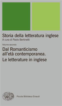 Dal Romanticismo all'Età contemporanea. La letteratura inglese