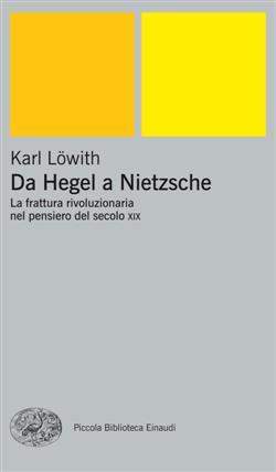 Da Hegel a Nietzsche