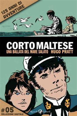 Corto Maltese. Una ballata del mare salato