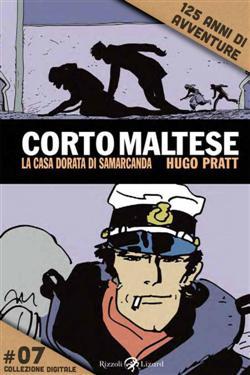 Corto Maltese - La casa dorata di Samarcanda #7