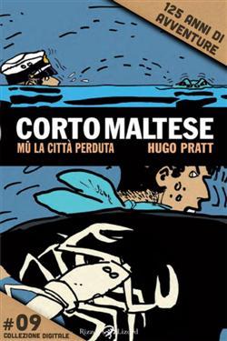 Corto Maltese. Mu la città perduta