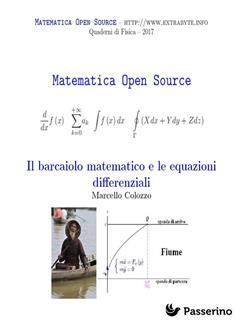 Il barcaiolo matematico e le equazioni differenziali