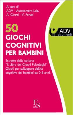 50 giochi cognitivi per bambini