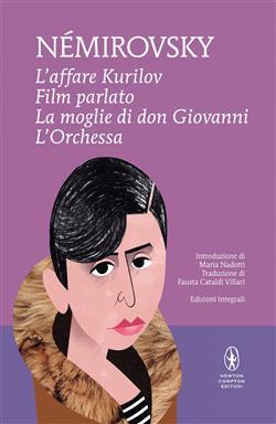 L'affare Kurilov-Film parlato-La moglie di don Giovanni-L'orchessa. Ediz. integrale