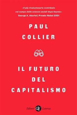 Il futuro del capitalismo. Fronteggiare le nuove ansie
