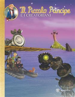 Il Piccolo Principe e i Creatoriani #10 - illustrato