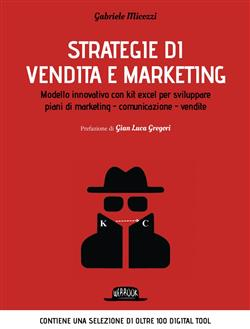 Strategie di vendita e marketing. Modello innovativo con kit excel per sviluppare piani di marketing, comunicazione, vendite