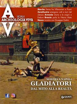 Archeologia Viva N. 207 maggio / giugno 2021