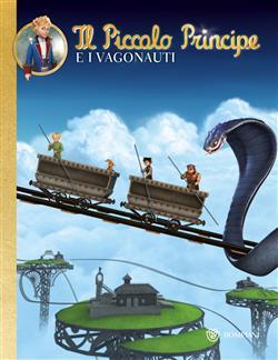 Il Piccolo Principe e i vagonauti #11 - illustrato