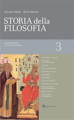 Storia della filosofia - Volume 3