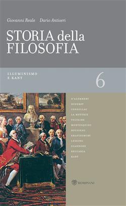Storia della filosofia - Volume 6