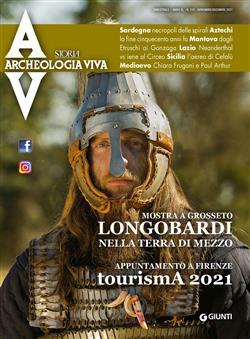 Archeologia Viva n. 210 novembre/dicembre 2021