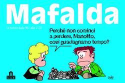 Mafalda. Le strisce dalla 961 alla 1120