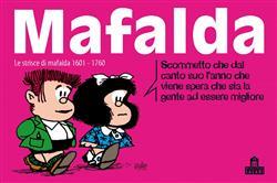 Mafalda. Le strisce dalla 1601 alla 1760