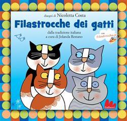 Filastrocche dei gatti. Cartonbello