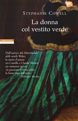La donna col vestito verde