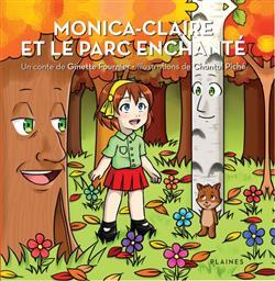 Monica-Claire et le parc enchante