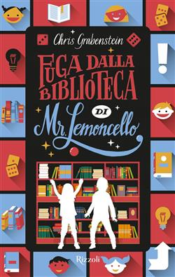 Fuga dalla biblioteca di Mr Lemoncello