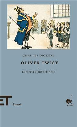 Oliver Twist o la storia di un orfanello
