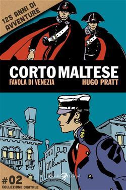Corto Maltese - 2. Favola di Venezia