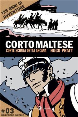 Corto Maltese - 3. Corte Sconta detta Arcana