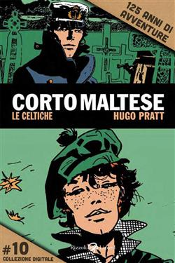 Corto Maltese - Le celtiche #10