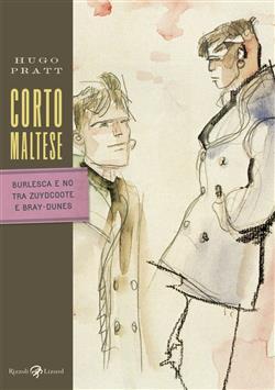 Corto Maltese - Burlesca e no tra Zudycoote e Bray-Dunes