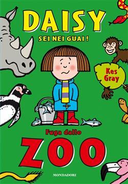 Fuga dallo zoo. Daisy sei nei guai!