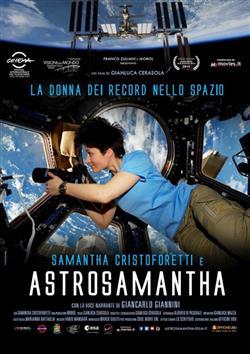 Astro Samatha - La donna dei record nello spazio